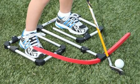 Develop skills and be a key player with golf training aides
