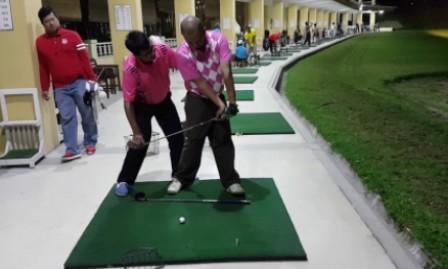 10 Tips Golf Untuk Pemula