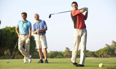 Panduan Gerakan Golf Untuk Pemula